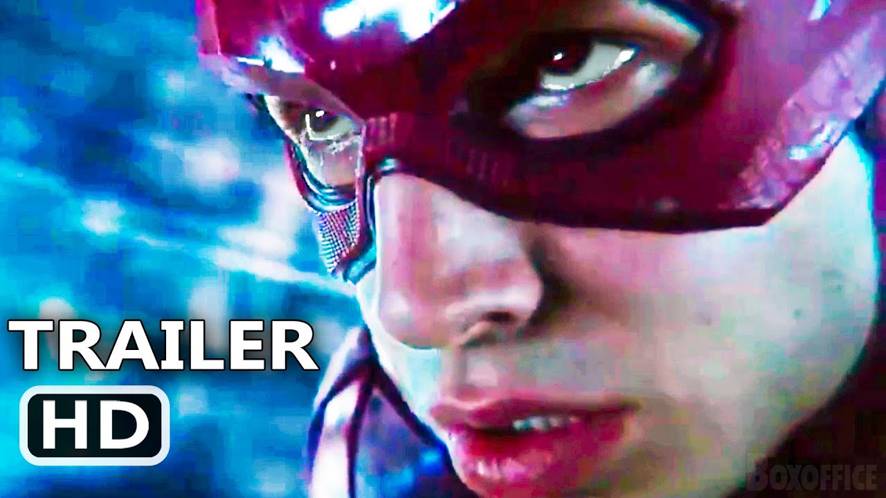 """JUSTICE LEAGUE Snyder Cut """"The Flash"""" Trailer (NEW 2021 ..."""